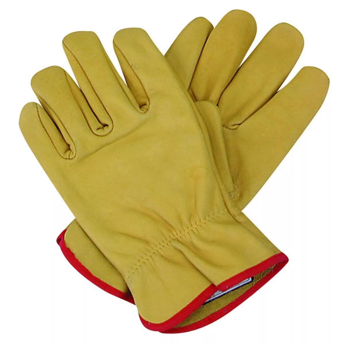 От локальной вибрации защищают перчатки с покрытием